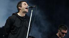 Nach 19 Jahren wieder vereint: Liam Gallagher trifft seine Tochter