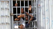 """""""KZ-ähnliche Verhältnisse"""": Warum der Libyen-Deal unmöglich ist"""