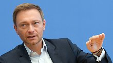 """""""Dauerhaftes Provisorium"""" Krim: Lindner will Moskau entgegenkommen"""