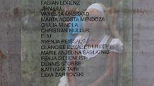 Glasscheibe mit Namen der Opfer: Unbekannte zerstören Loveparade-Gedenkort