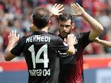 Bundesliga-Check: Leverkusen: Herrlich mental gegen die Katastrophe