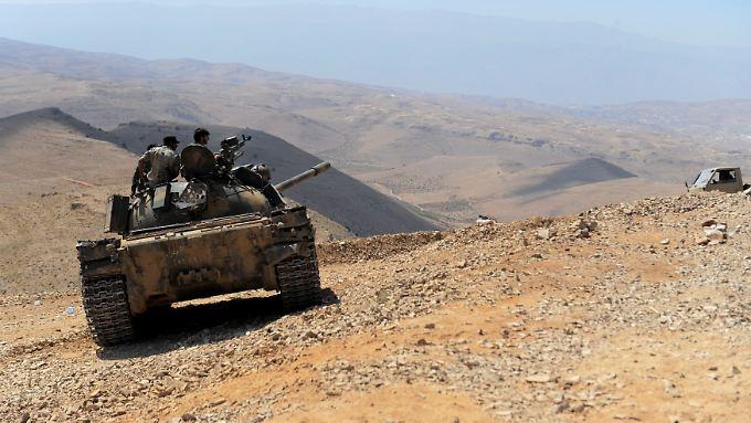 Syrische Regierungstruppen haben die letzte IS-Hochburg in der Provinz Homs erobert.