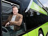 """""""Hat DB-Lobby nicht nötig"""": Flixbus argumentiert gegen Bahn-Entlastung"""