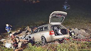 Zwischen Stein und Auto: 15-Jährige stirbt bei Tragödie an Flussufer