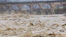 Hitzegewitter und Starkregen: Mehrere Tote bei Unwettern in Italien