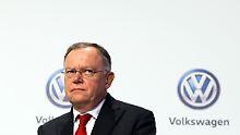 """""""Eine olle Klamotte"""": Weil schießt in VW-Affäre zurück"""
