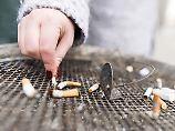 Ein gutes Mittel gegen Lungenkrebs: Nicht rauchen.