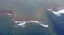 Echt oder Täuschung?: Das Geheimnis des Mauritius-Wasserfalls