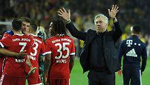 """Ein Ancelotti zweifelt nicht: """"Bayern gewinnt die Champions League"""""""
