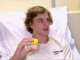 Schwere Blutungen an den Beinen: Unbekannte Kreaturen attackieren Australier