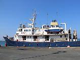 C-Star vor Tunesien blockiert: Schiff von Rechstextremen sitzt erneut fest