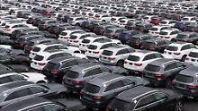 Der Tag: Würden Sie in den kommenden 18 Monaten ein Auto kaufen?