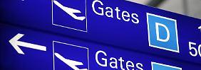Geld auch bei Nichterscheinen?: Wenn der Flug erst am Folgetag startet
