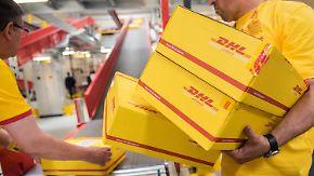 Aktie auf Rekordkurs: Onlinehandel beschert Deutscher Post Umsatzplus
