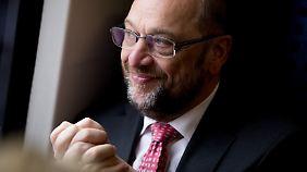 Wahlkampf nach dem Hype: Schulz gibt die Hoffnung nicht auf