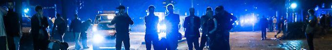 Der Tag: 19:34 Polizei setzte bei G20 Reizgas ohne Rücksprache ein