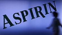 Nebenwirkungen reduziert: Erstes Aspirin vor 120 Jahren hergestellt