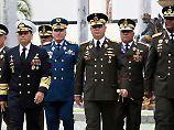 Armee riegelt Gebäude ab: Venezuelas Parlament ist de facto entmachtet