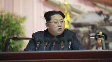 """Von wegen """"verrückt"""": CIA-Experte: Kim Jong Un ist """"vernünftig"""""""