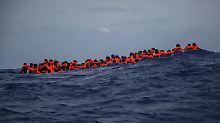 Hilfsorganisation Oxfam warnt: EU darf Libyen-Flucht nicht verhindern