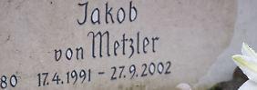 Mordfall Jakob von Metzler: Kindsmörder bemüht sich um Freilassung