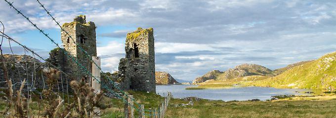 Im schönen Südwesten Irlands: Die Mizen-Halbinsel ist ein wildes Paradies