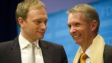 """""""Eine kunstvolle Inszenierung"""": Ex-Vertrauter macht Lindner Vorwürfe"""