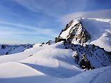 Unglück auf dem Teufelsgrat: Deutsche erfrieren am Mont Blanc du Tacul