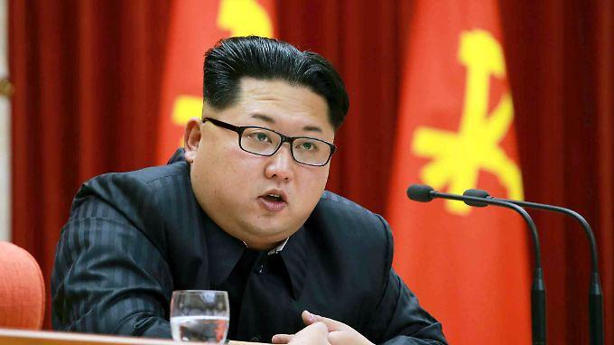 Kim Jong Un droht den USA erneut.