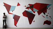 Ifo-Index sinkt leicht: Weltwirtschaft dürfte schwächer wachsen