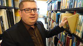Ebbe Volquardsen lehrt an der Universität.