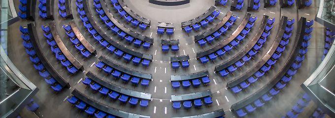 Sechs Parteien ziehen in den Bundestag ein - es wird nicht nur eng, sondern auch kompliziert.