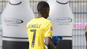 Rätselraten mitten im Transfer-Poker: Dembélé boykottiert BVB-Training