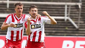 Pokal-Duell gegen Gladbach: Rot-Weiss Essen will an alte Erfolge anknüpfen