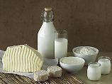 Butter deutlich teurer: Preise ziehen leicht an - Energie moderat
