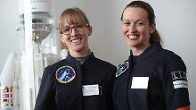 Trainingsbeginn in Moskau: Astronautinnen brauchen noch Geldspenden