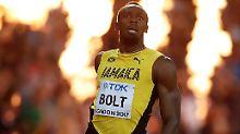 Forever fastest: Bolt geht, sein Vermächtnis bleibt.