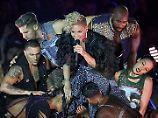Die Waldbühne als Hitparade: P!nk mit Mord(s)lust in Berlin