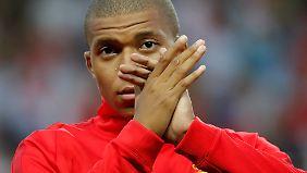 Wie viel zahlt PSG für Kylian Mbappé?