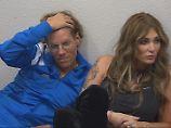 """""""Promi Big Brother"""" - Tag 2: Kein Dope, kein Kerl zum Schaukeln"""