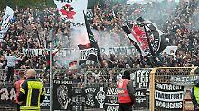 Nach brutalem Faustschlag: Eintracht-Fan ist nicht mehr in Lebensgefahr