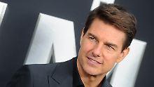 Stunt fatal missglückt: Tom Cruise verletzt sich beim Dreh