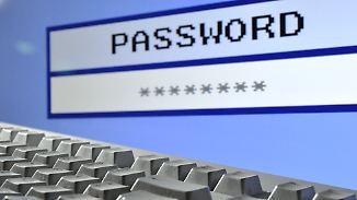 Aus für Zahlen und Sonderzeichen?: Lange Wortketten sind die besseren Passwörter