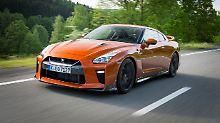 """Facelift für """"Godzilla"""": Nissan GT-R bleibt ein harter Hund"""