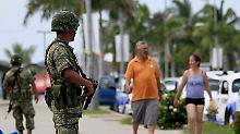 Urlaub im Gefahrenbereich: Wie komme ich sicher durch Mexiko?