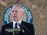 """Taktische Atomwaffen?: Mattis verweist auf """"Optionen"""" in Nordkorea"""