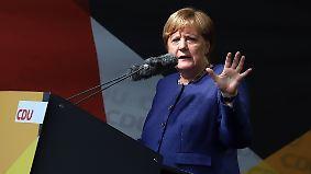 Wahlversprechen nach langem Schweigen: Merkel erklärt nächsten Dieselgipfel zur Chefinnensache