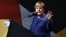 Versprechen nach langem Schweigen: Merkel erklärt nächsten Dieselgipfel zur Chefinnensache