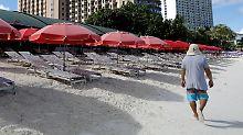 """""""Menschliches Versagen"""": Fehlalarm schreckt Guam auf"""