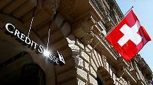 Kontakt zu mehreren Investoren: Hedgefonds will Credit Suisse aufspalten